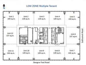 Floor plan bhiraj tower